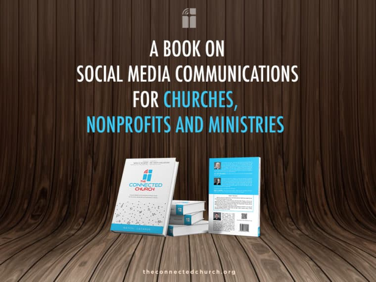 A Book on Social Media Communications for Churches, Nonprofits and Ministries