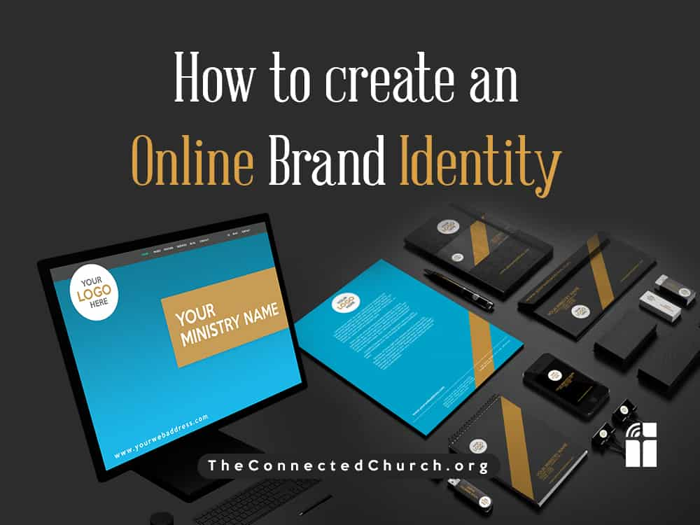 How to create an online brand identity