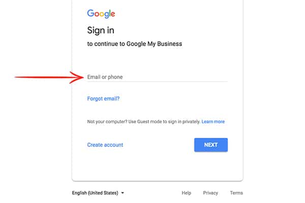 How To Setup Google My Business Step by Step Instruction 10