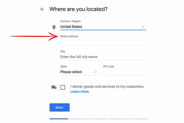 How To Setup Google My Business Step by Step Instruction 8