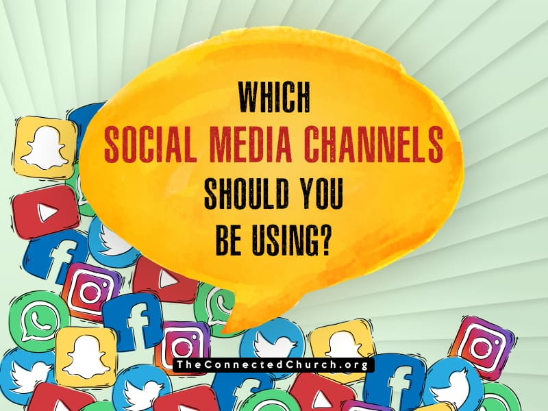 which social media channels should you be using - how to choose
