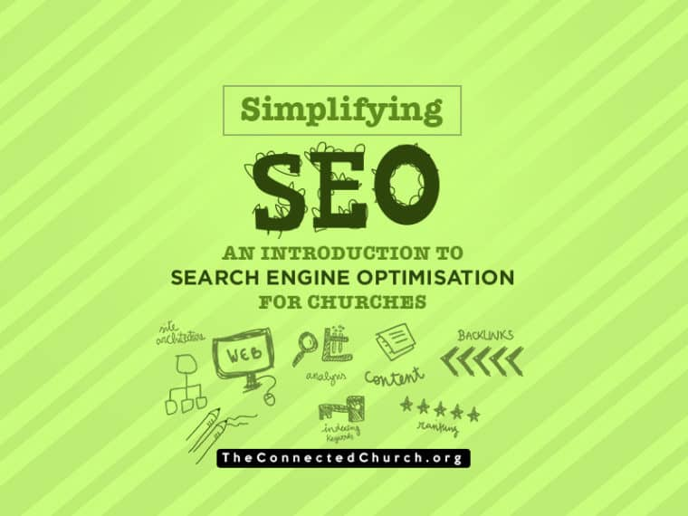 simplifying SEO for Churches and Ministries Introduction
